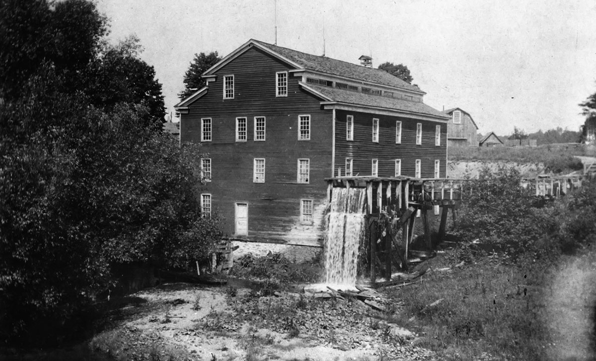 Grist Mill 1912