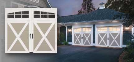 Garage Doors Sixt Lumber Holmes Clopay Haas Commercial