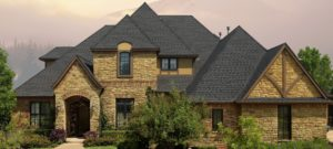 GAF Timberline Ultra HD Charcoal House Available at Sixt Lumber