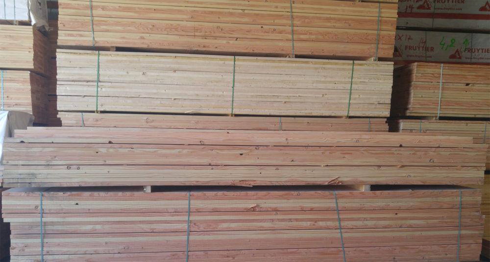 In-Stock Lumber - Sixt Lumber Plywood Treated LVL TG Pine OSB