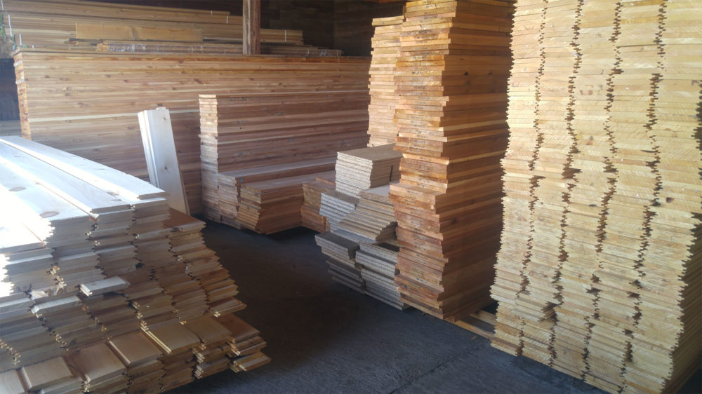 In-Stock Lumber - Sixt Lumber Plywood Treated LVL TG Pine OSB